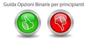 Opzioni binarie: cosa sono?